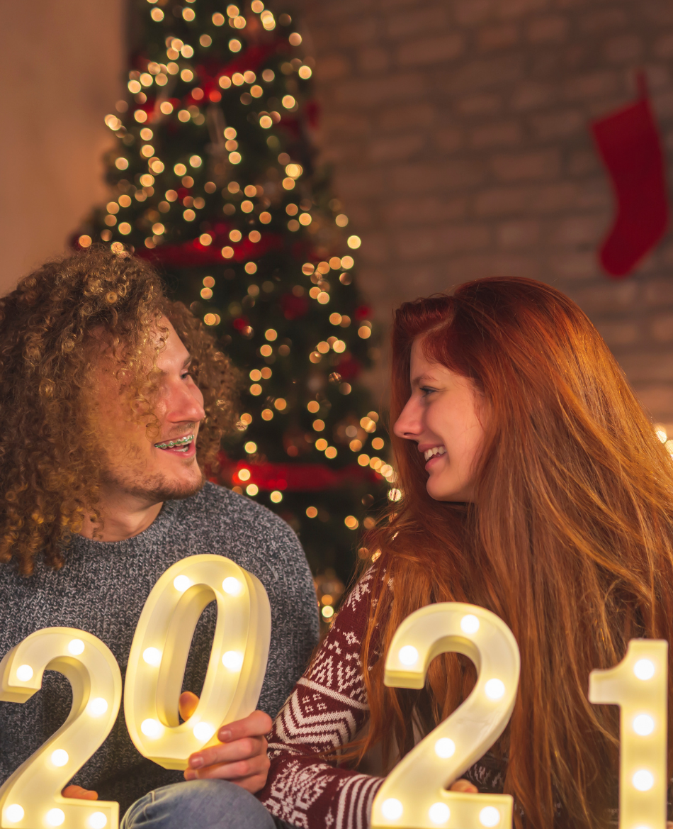 3 IDEAS FOR A FUN NEW YEAR'S EVE AT HOME