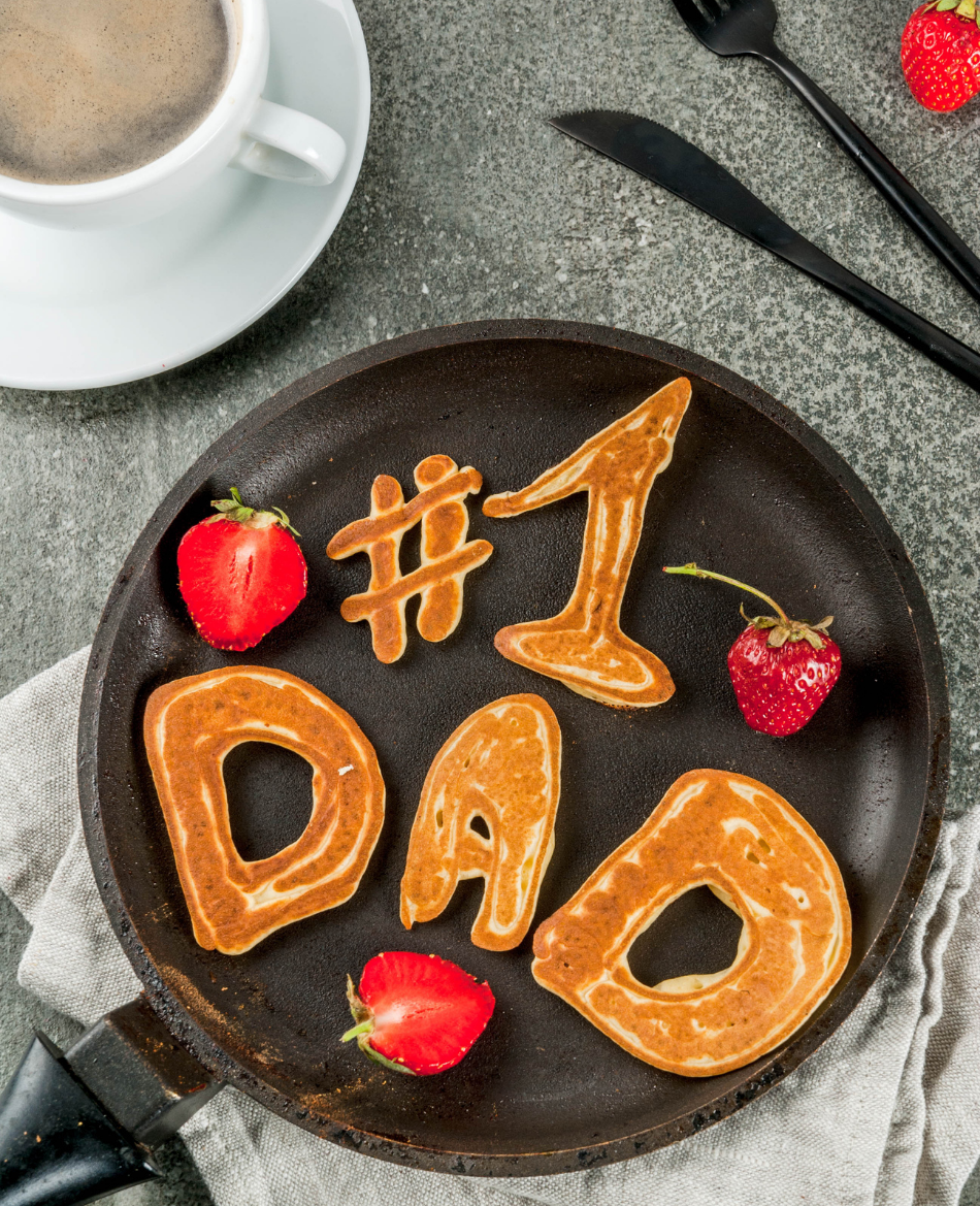 FAVOURITE FATHER'S DAY BREAKFAST RECIPES