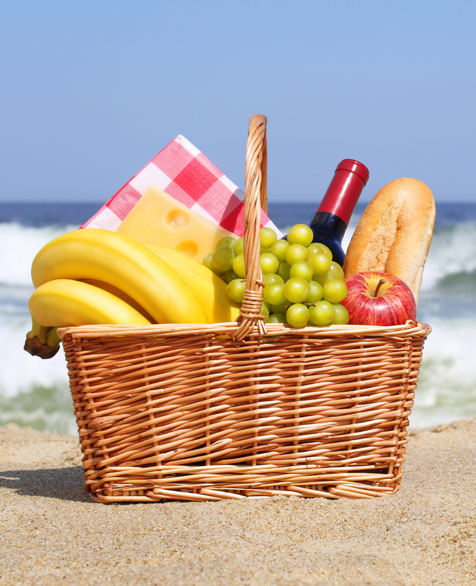SUMMER SNACKS FOR ON-THE-GO PEOPLE