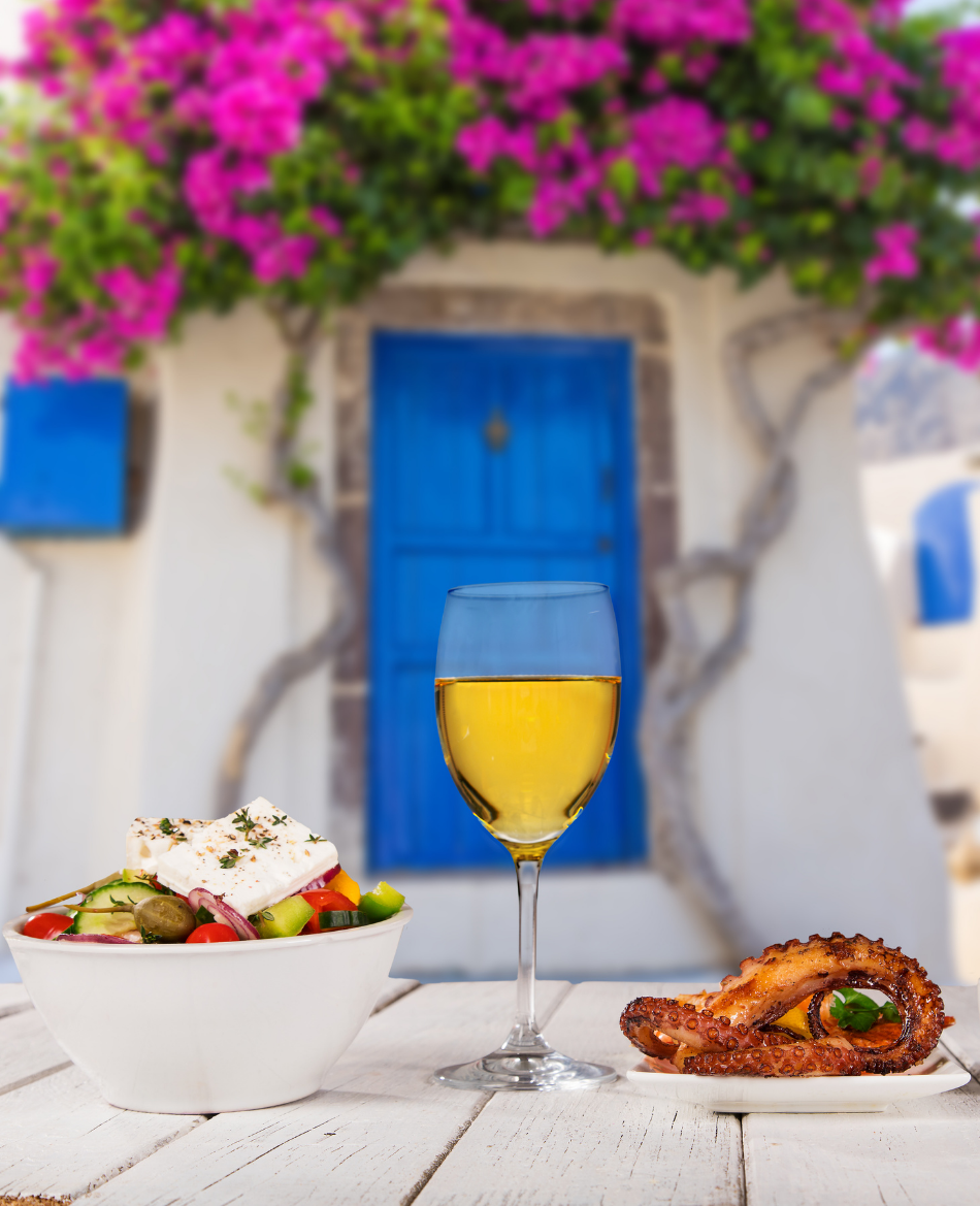 A SHORT GUIDE TO GREECE'S SEAFOOD